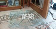Διαρρήκτες 'χτύπησαν' κοσμηματοπωλείο στο κέντρο του Πύργου (φωτο)