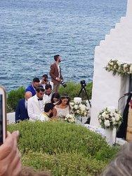 Παντρεύτηκε ο Γιώργος Πρίντεζης (φωτο+video)