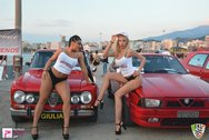 Πήραν 'φωτιά' τα... γκάζια με τα κορίτσια του 8ου Patras Motor Show! (pics)