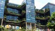 Ένα ξενοδοχείο που διαθέτει εκπληκτικούς κάθετους κήπους (video)