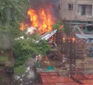 Πέντε νεκροί από πτώση αεροσκάφους σε οικοδομή (video)