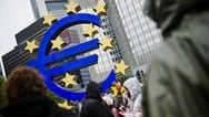 ΕΚΤ: Η επιβράδυνση της ανάπτυξης στην Ευρωζώνη οφείλεται σε προσωρινούς παράγοντες