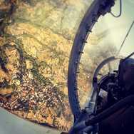 Ο Αχαιός πιλότος του μαχητικού F-16 που φωτογράφισε, κατά τη διάρκεια πτήσης, το χωριό του!