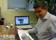 Στο νοσοκομείο ο Αντιπεριφερειάρχης Γρηγόρης Αλεξόπουλος (pics)