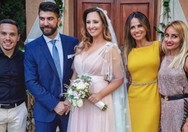 Παντρεύτηκε η Κλέλια Πανταζή (φωτο)