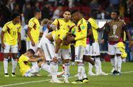 Μουντιάλ 2018: Απειλές για τη ζωή τους δέχονται Κολομβιανοί παίκτες