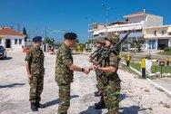 Επίσκεψη Αρχηγού ΓΕΣ στην 8η Μηχανοποιημένη Ταξιαρχία (pics)