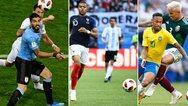Μουντιάλ 2018: Με διπλή μάχη Ευρώπης - Λατινικής Αμερικής αρχίζει η φάση των «8»
