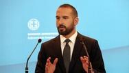 Δημήτρης Τζανακόπουλος: 'Η κυβέρνηση δεν θα ρωτήσει τον ΣΕΒ για τη δημοσιονομική πολιτική'