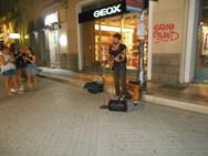 Νύχτες καλοκαιριού στην Πάτρα - Ρομάντζο και μπλουζ στη Ρήγα Φεραίου (pics)