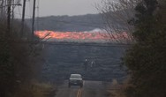 Δείτε πόσο ταχύτατη είναι η ροή της λάβας από την έκρηξη του ηφαιστείου Κιλαουέα (video)