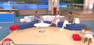 Γιώργος Μαυρίδης - Τι είπε για το Nomads, τη νέα εκπομπή και τις σχέσεις του με τον Σάκη Τανιμανίδη (video)