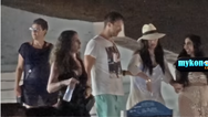 Μύκονος: Μεθυσμένη η Nicole Scherzinger κυκλοφορεί τα μεσάνυχτα με μαγιό στο νησί (video)