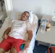 Ανδρέας Στρατουδάκης - Ξεπερνάει μια ακόμα δοκιμασία και επανέρχεται στις επάλξεις (pics+video)