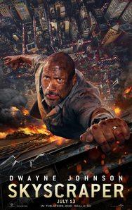 Προβολή Ταινίας 'Skyscraper' στην Odeon Entertainment