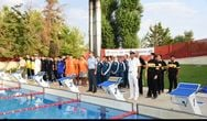 Αγώνες Πρωταθλήματος Κολύμβησης Ενόπλων Δυνάμεων και Σωμάτων Ασφαλείας