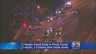 ΗΠΑ: Εκτέλεσαν πενταμελή οικογένεια με τρία παιδιά κάτω των 8 ετών