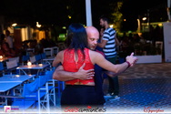 Every Monday Blue Horizon Salsa Tango Reunion at Πλαζ EOT 09-07-18 Part 1/2
