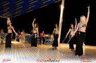 Every Monday Blue Horizon Salsa Tango Reunion at Πλαζ EOT 09-07-18 Part 1/2