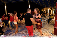 Every Monday Blue Horizon Salsa Tango Reunion at Πλαζ ΕΟΤ 09-07-18 Part 2/2
