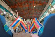Στην Πάτρα οι Ιταλοί του Interreg για το Καρναβαλικό Πάρκο στα Παλαιά Σφαγεία