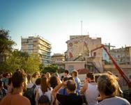 Ο επίλογος του 'Artwalk 3' της Πάτρας γράφτηκε με την αγάπη του κόσμου (pics)