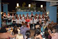 Πάτρα - H Χορωδία της ΚοινοΤοπίας σκόρπισε μελωδίες σε μια βραδιά για το Make-A-Wish! (φωτο)