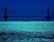 Ο απόλυτος ορισμός του μπλε στη Γέφυρα Ρίου - Αντιρρίου!