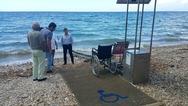 Περιφερειακή Ενότητα Αχαΐας: Παρέμβαση για το σύστημα Seatrac στις παραλίες