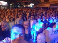Ζόραν Ζάεφ: 'Η «Μακεδονία» έχει λόγο να γιορτάζει' (φωτο)