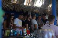 Giannis Sofillas at Sao Beach Bar 15-07-18 Part 2/3