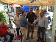 Γ. Μαυραγάνης: 'Χρειαζόμαστε άμεσα πολιτική αλλαγή' (pics)