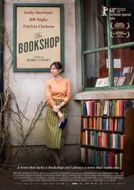 Προβολή Ταινίας 'The Bookshop' στην Odeon Entertainment