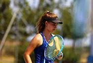 Η Πατρινή τενίστρια, Γαβριέλλα Χαραλαμπίδη, πρωταθλήτρια στο junior U18!