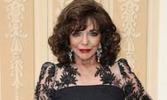 Joan Collins: Με μαγιό στα 85 της χρόνια! (φωτο)