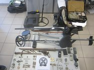 Εξαρθρώθηκε σπείρα αρχαιοκάπηλων - 8 συλλήψεις (φωτο)