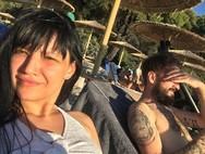 Αθηναΐς Νέγκα: H selfie με το σύζυγό της!