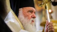 Αρχιεπίσκοπος Ιερώνυμος σε Αμβρόσιο: 'Ο Θεός είναι αγάπη...'