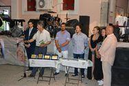 Κοσμοσυρροή στο 23ο Φεστιβάλ Σταφίδας στο Γρηγόρι (pics)