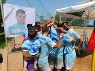 Δεύτερη θέση στο πανελλήνιο πρωτάθλημα beach soccer για τη Νάπολι Πατρών