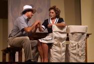 Η φάρσα «Ο Άνθρωπος, το κτήνος και η Αρετή» του Πιραντέλλο στην Πάτρα για τρεις παραστάσεις