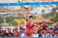 'Ασημένια' στο πανελλήνιο beach volley η Πατρινή Αλίκη Σπηλιωτοπούλου (pics)