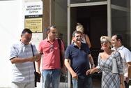 Πάτρα: Αποφυλακίστηκε ο Αρμένιος μουσικός - Στο πλευρό του ο Κώστας Πελετίδης (video)