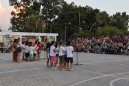 Πάτρα - Πραγματοποιήθηκαν οι αποχαιρετιστήριες γιορτές για τα παιδιά των κατασκηνώσεων! (φωτο)