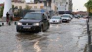 Πλημμύρισαν σπίτια σε Παλαιόκαστρο και Ευκαρπία