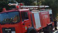 Συναγερμός τα ξημερώματα στο Δασύλλιο της Πάτρας - Ξέσπασε φωτιά σε κατάστημα