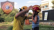 Οι 'μικροί πυροσβέστες' της Πάτρας - Ένα διδακτικό παιχνίδι για τη φωτιά (video)
