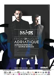Adriatique at Bolivar Beach Bar
