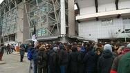Τούμπα: Oυρές για ένα εισιτήριο του αγώνα ΠΑΟΚ - Σπαρτάκ Μόσχας