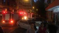 Ξέσπασε πυρκαγιά σε ξενοδοχείο στην Χαλκονονδύλη